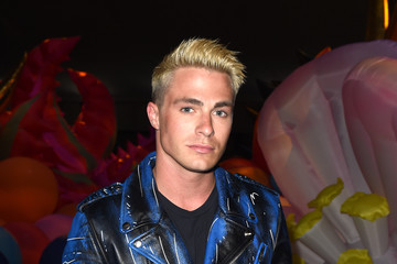 Colton Haynes Made LA: Moschino Show