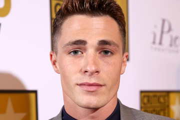 Colton Haynes Arrivals at the Critics' Choice Television Awards — Part 2