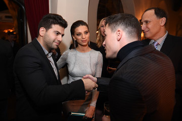 Colton Haynes Entertainment Weekly Celebrates Screen Actors Guild Award Nominees at Chateau Marmont Sponsored by Maybelline New York - Inside