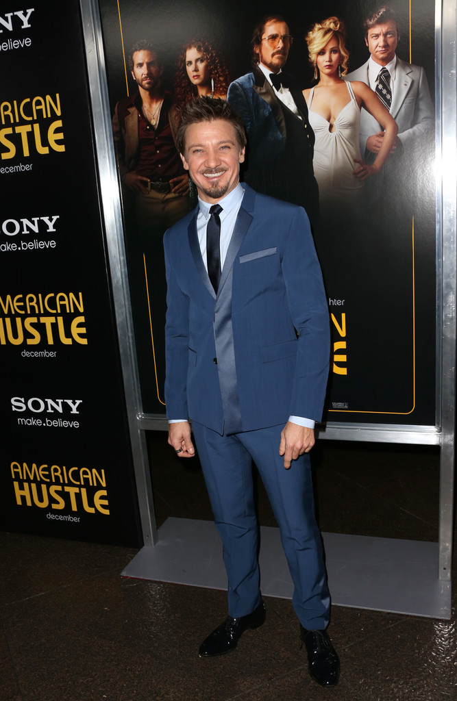 American Hustle  A Conversation with Jeremy Renner