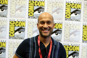 'Key and Peele' Press Line at Comic-Con