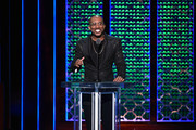 Chris Redd speaks onstage during the Comedy Central Roast of Alec Baldwin at Saban Theatre on September 07, 2019 in Beverly Hills, California.