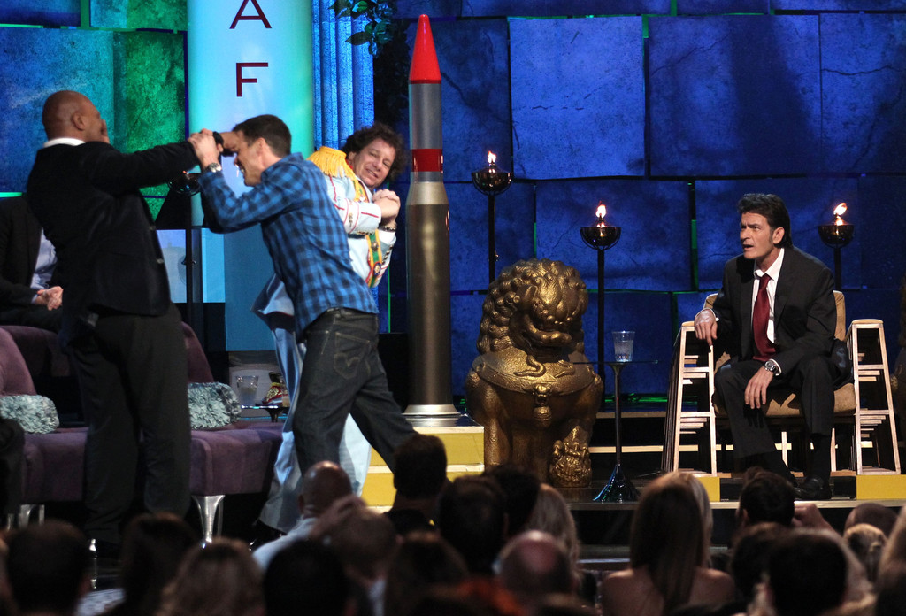 Roast of Charlie Sheen - Series | Comedy Central Official ...