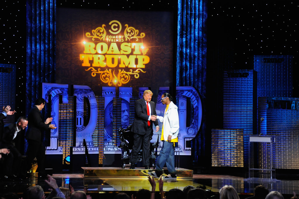 Comedy Central Roast of Donald Trump | Free movies ...