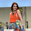 Felicia Day Felt the Love