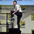 Chris Hardwick Shares His Shoes