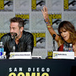 Jeffrey Dean Morgan and Halle Berry Get Silly