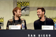 Jack Huston and Douglas Booth Photos Photo