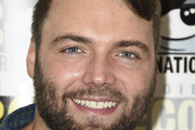 """Actor Seth Gabel attends WGN's """"Salem"""" Press Line during Comic-Con International 2016 at Hilton Bayfront on July 22, 2016 in San Diego, California."""