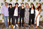 Marie Avgeropoulos and Eliza Taylor Photos Photo