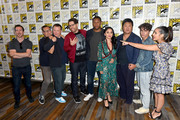 Lana Condor and Luke Tennie Photos Photo