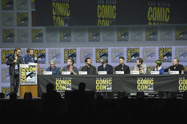 Comic-Con International 2018 - 'Supernatural' Special Video Presentation and Q&A