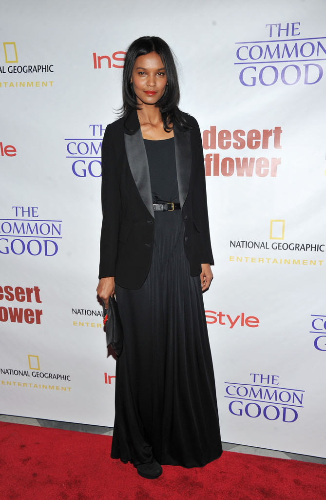 The Common Good Presents Desert Flower with Liya Kebede