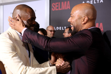 "Common ""Selma"" New York Premiere - Outside Arrivals"