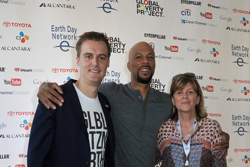 Common Global Citizen 2015 Earth Day On National Mall To End Extreme Poverty And Solve Climate Change - Backstage & VIP Lounge