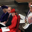 Prince Andrew and Prince William Photos