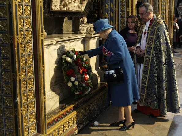 Queen Elizabeth Ii In Commonwealth Day Observance Service Held At