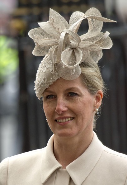 Sophie, Countess of Wessex attends the Commonwealth day observance service at Westminster Abbey on March 10, 2014 in London, England.