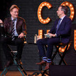 Conan O'Brien and Jake Tapper Photos