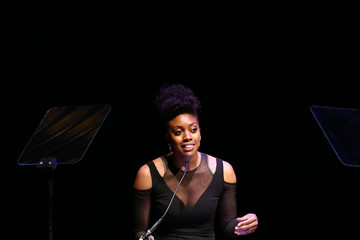 Condola Rashad 32nd Annual Lucille Lortel Awards - Show