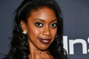Condola Rashad 21st Annual Warner Bros. And InStyle Golden Globe After Party - Arrivals