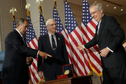 John Boehner and Mitch McConnell Photos Photo