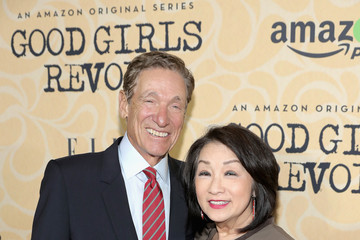 Connie Chung 'Good Girls Revolt' New York Screening