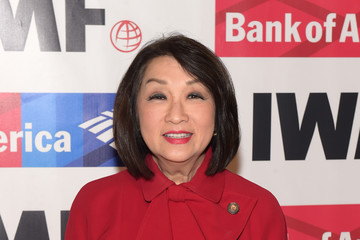 Connie Chung The International Women's Media Foundation's 28th Annual Courage in Journalism Awards Ceremony - Arrivals