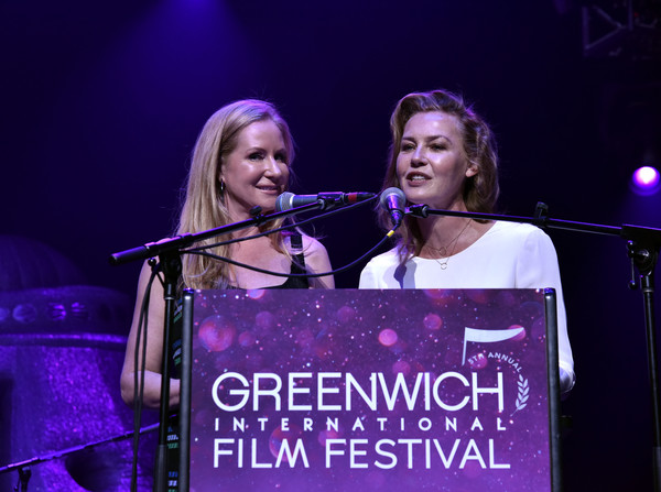The Greenwich International Film Festival Epic Anniversary Party Featuring Kesha And Jessie's Girl At The Capitol Theatre In Port Chester, NY