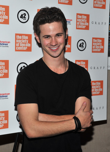 Actor Connor Paolo attends the Stake Land premiere at The Film Society of
