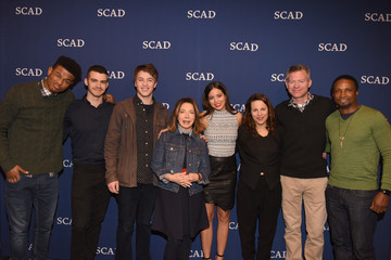 Connor Jessup SCAD Presents aTVfest  2016 - 'American Crime'