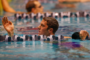 Conor Dwyer 2015 AT&T Winter National Championships - Day 2