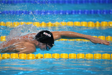Conor Dwyer Swimming - 16th FINA World Championships: Day Fourteen