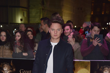 Conor Maynard 'Game of Thrones' - Gala Screening - Arrivals