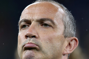 Conor O'Shea Harlequins v Montpellier - European Rugby Challenge Cup Final