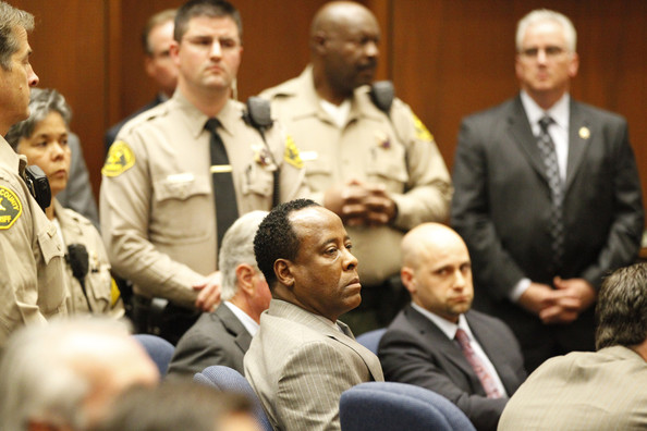 Jury Reaches Verdict In Dr. Conrad Murray Trial