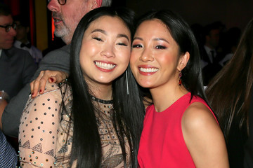 Constance Wu Awkwafina IFP's 29th Annual Gotham Independent Film Awards - Red Carpet