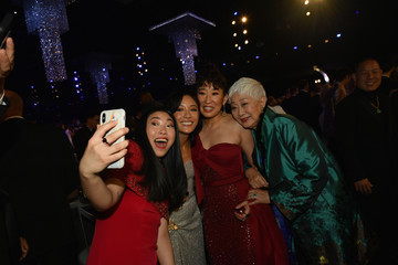 Constance Wu Awkwafina 25th Annual Screen Actors Guild Awards - Inside