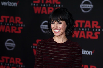 Constance Zimmer Premiere of Disney Pictures and Lucasfilm's 'Star Wars: The Last Jedi' - Arrivals