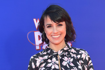 Constance Zimmer Premiere Of Paramount Pictures' 'Wonder Park' - Red Carpet