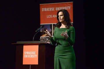 Contessa Brewer Hollywood Bridging The Military Civilian Divide Hosted By Syracuse University