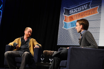 Adam B. Vary A Conversation with Joss Whedon Greenroom Panel - 2012 SXSW Music, Film + Interactive Festival