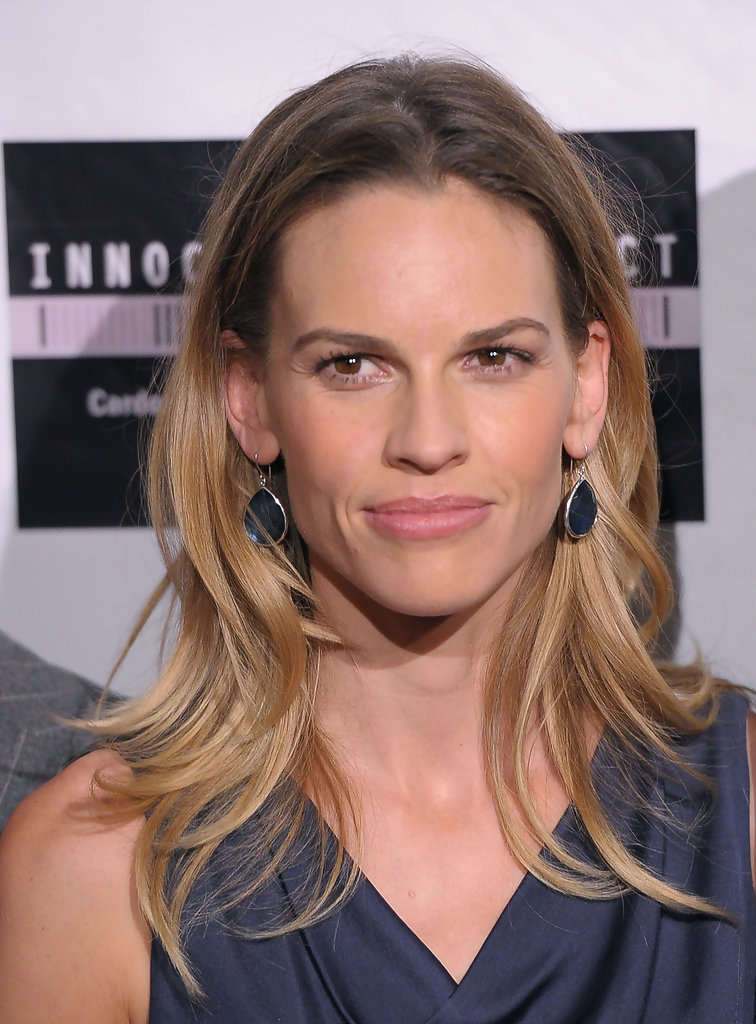 "Hilary Swank Photos Photos - ""Conviction"" New York ... Hilary Swank"