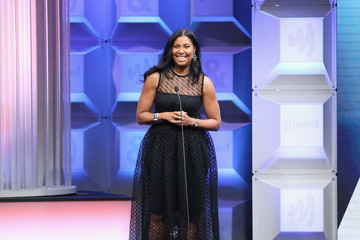 Cookie Johnson Ketel One Vodka Sponsors the 28th Annual GLAAD Media Awards