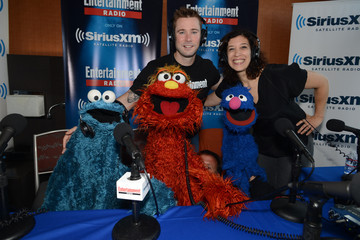 Cookie Monster  SiriusXM's Entertainment Weekly Radio Channel Broadcasts From Comic-Con 2014