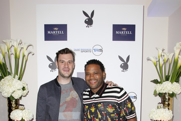 Cooper Hefner Martell Cognac Hosts Talent Resources Sports Party in Los Angeles, California