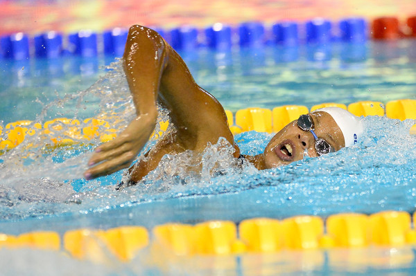 French National Swimming Championships - Day 2