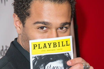 Corbin Bleu 'Macbeth' Opening Night After Party