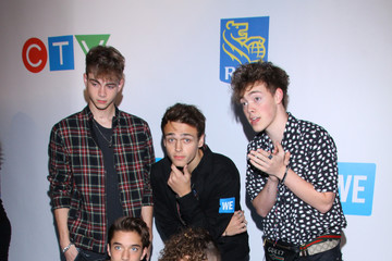 Corbyn Besson WE Day Toronto And WE Carpet  - Arrivals