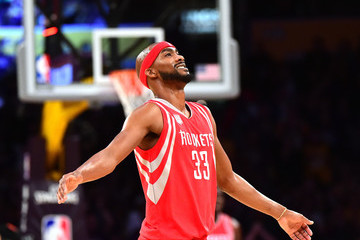 Corey Brewer Houston Rockets v Los Angeles Lakers